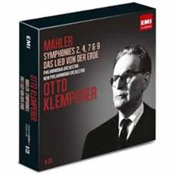 Mahler | Symphonies 2, 4, 7 & 9 & Lied von der Erde (6CD)