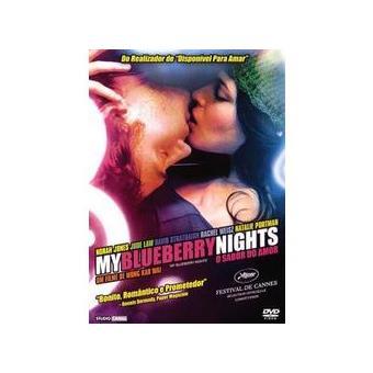 My Blueberry Nights - O Sabor do Amor