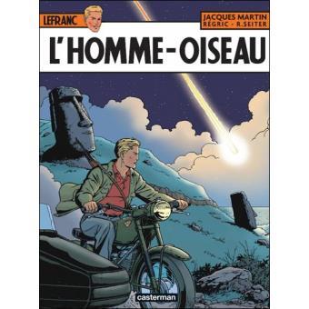 Lefranc Vol 27: L'Homme-Oiseau