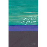 European union law: a very short in