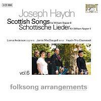 Haydn-Scottish Songs Vol.6 (2cd)