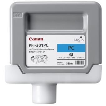 Canon Tinteiro PFI-301PC Ciano