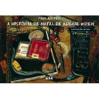 História de Natal de Auggie Wren