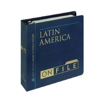 Latin american on file