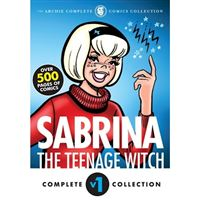 Complete sabrina the teenage witch