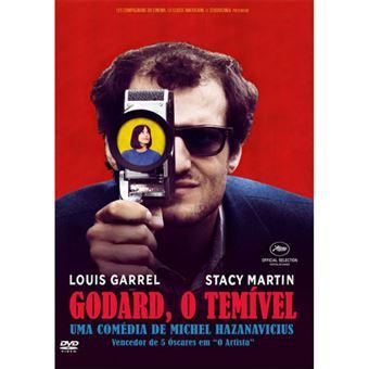 Godard, O Temível - DVD