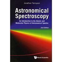 Astronomical spectroscopy: an intro