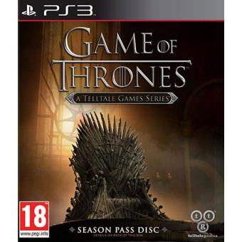 Game of Thrones - A Telltale Games Series 1 PS3