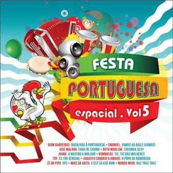 Festa Portuguesa Vol 5 - CD