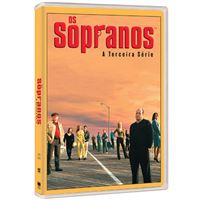 Os Sopranos - 3ª Temporada - DVD