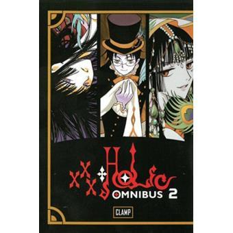 XXX Holic Omnibus Vol 2