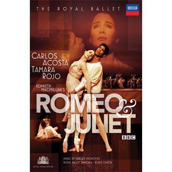 Prokofiev | Romeo & Juliet (DVD)