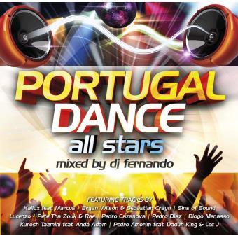 Portugal Dance Allstars (2CD)