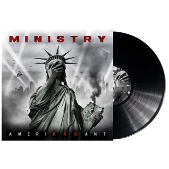 Amerikkkant - LP 12''
