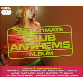 The Ultimate Club Anthems Album (3CD)