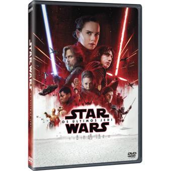 Star Wars: Episódio VIII - Os Últimos Jedi - DVD