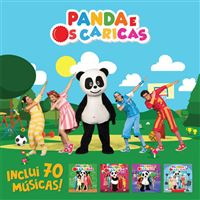 Panda e os Caricas - 4CD