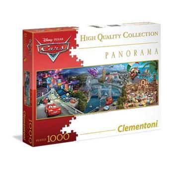 Puzzle Panorama Cars (1000 peças)