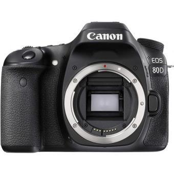 Canon EOS 80D Corpo