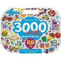 O Meu Livro dos 3000 Incríveis Autocolantes
