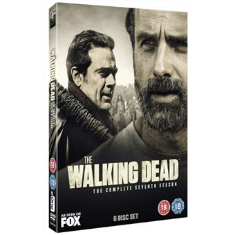 The Walking Dead - Season 7 - 6DVD Importação