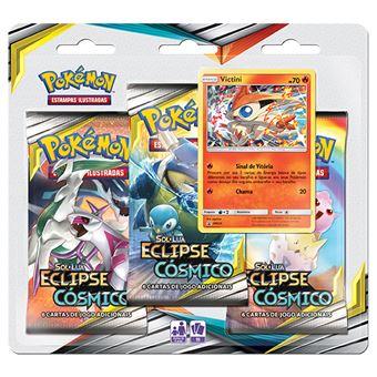 Pokémon SM12 Eclipse Cósmico Blister 3B