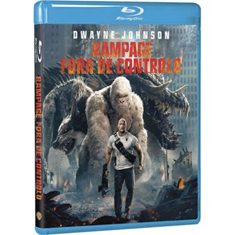 Rampage: Fora de Controlo - Blu-ray