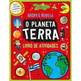 Raspa e Revela: O Planeta Terra