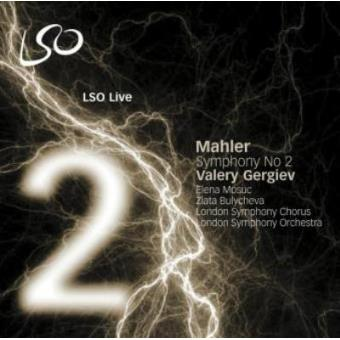 """MAHLER-SINFONIA N.2""""RESURECTION""""(2C"""