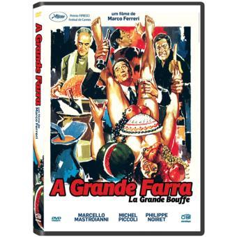 A Grande Farra (DVD)