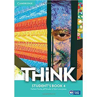 Think 4 Inglês - Student's Book