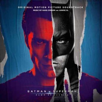 BSO Batman V Superman: Dawn Of Justice (180g) (3LP)