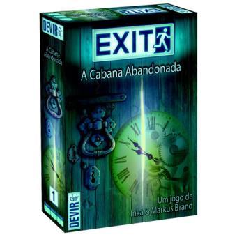 Exit 1 A Cabana Abandonada - Devir