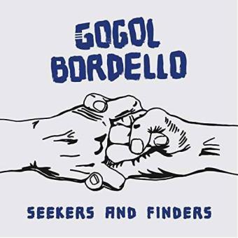 Seekers and Finders (LP) (Blue Vinyl)