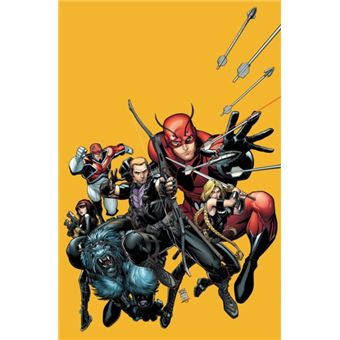 Secret avengers by rick remender: t