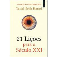 21 Lições Para o Século XXI - Edição Autografada e Numerada