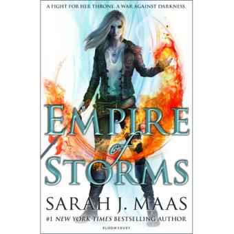 Throne of Glass - Book 5: Empire of Storms
