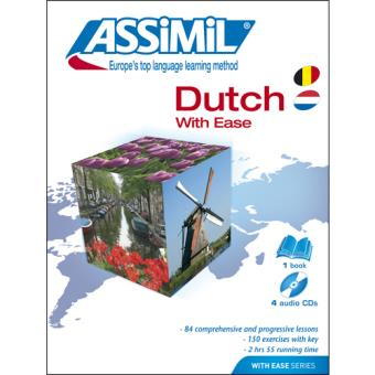Assimil Pack - Dutch With Ease - Book + Audio CDs