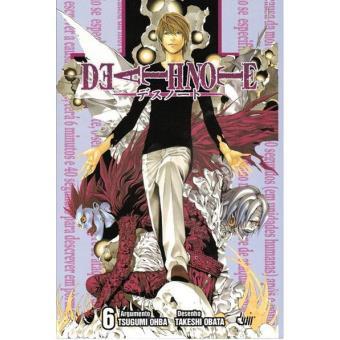 Death Note - Livro 6: Toma Lá, Dá Cá