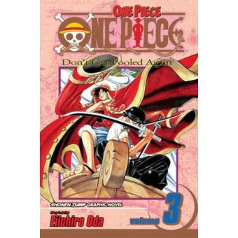 One Piece Vol 3