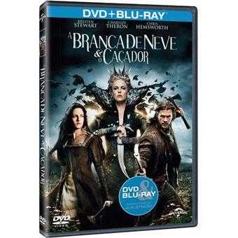 Branca de Neve e o Caçador - Blu-ray + DVD