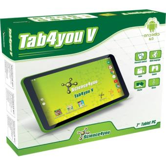 Tab4you V - Science4you
