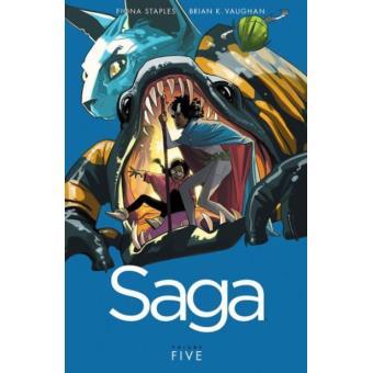 Saga - Book 5