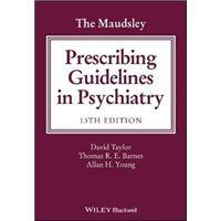 Maudsley prescribing guidelines in