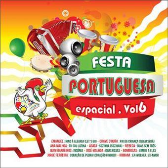 Festa Portuguesa Vol 6 - CD
