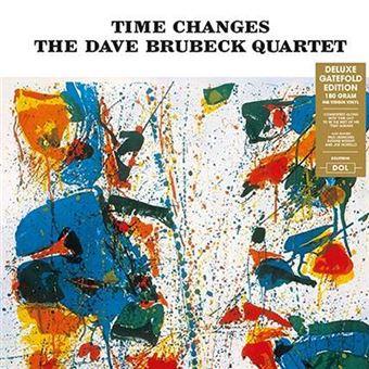Time Changes - LP