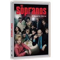 Os Sopranos - 4ª Temporada - DVD