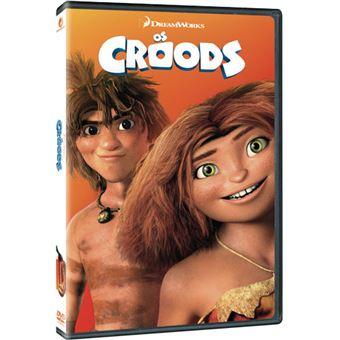 Os Croods - DVD