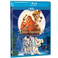 A Dama e o Vagabundo 2: As Aventuras de Banzé - Blu-ray