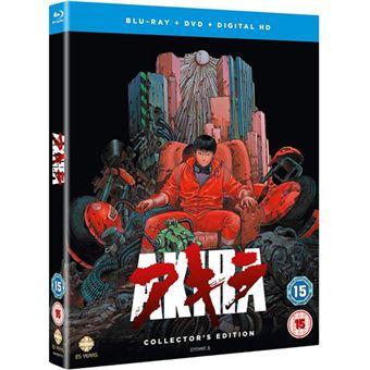 Akira - Deluxe Edition - Blu-ray Importação